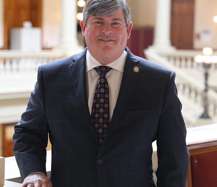 Larry Walker III, State Senator, District 20