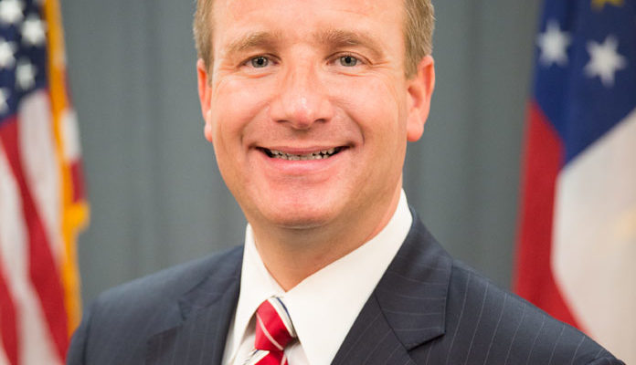 John Albers, State Senator, District 56