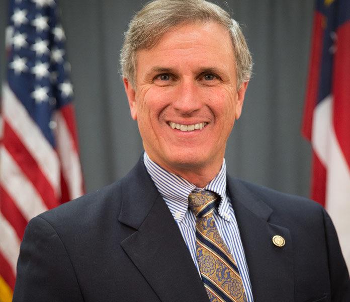 Marty Harbin, State Senator, District 16