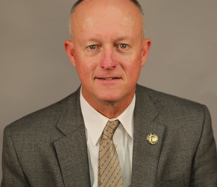 Rick Jeffares, State Senator, District 17