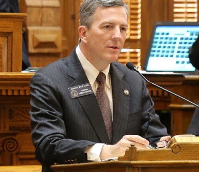 Jesse Stone, State Senator, District 23