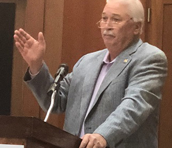 Lee Anderson, State Senator, District 24