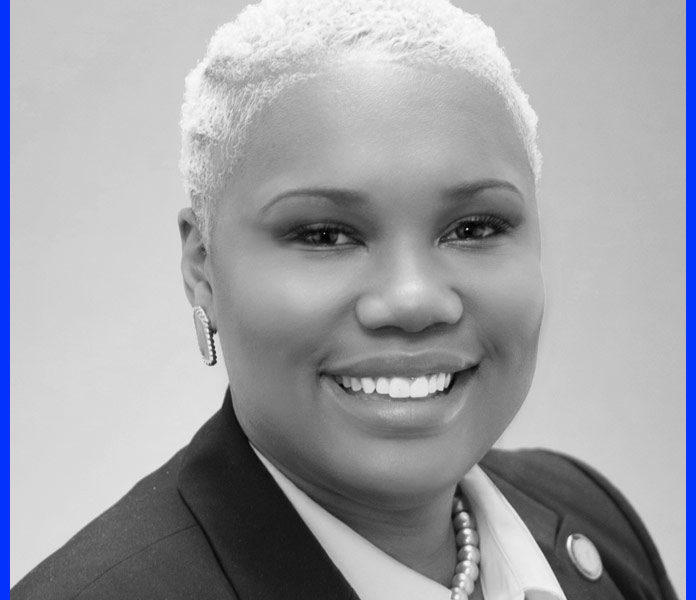 Democrat Erica Thomas, State Rep., District 39