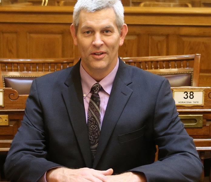 Chuck Payne, State Senator, District 54