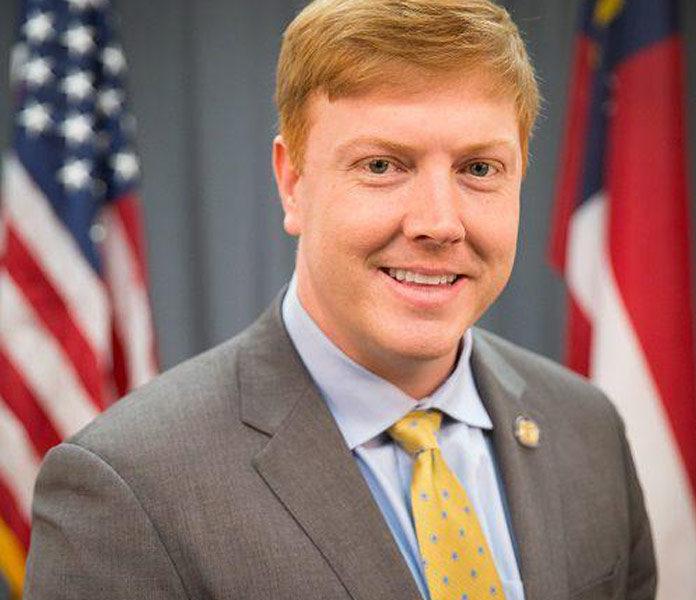 Blake Tillery, State Senator, District 19