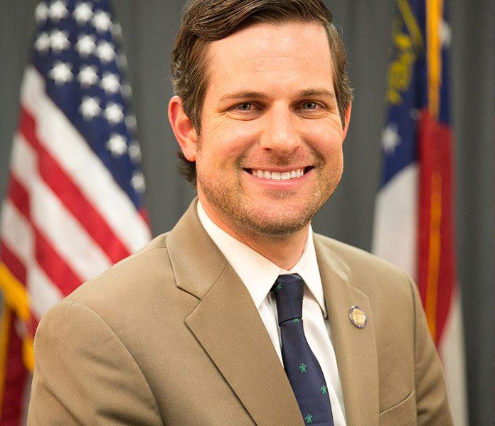 Brian Strickland, State Senator, District 17