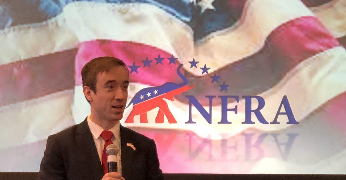 GRA President Alex Johnson Elected President of the NFRA
